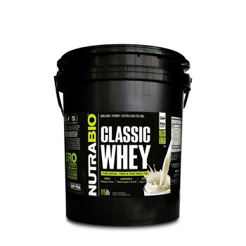 Classic Whey - UnflavoredUnflavored | GNC