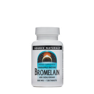 Bromelain 600 GDU-GRAM | GNC