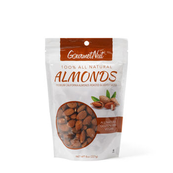 Roasted Salted Almonds | GNC