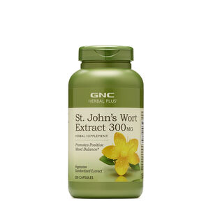 St. John's Wort Extract 300MG | GNC