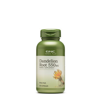 Dandelion Root 550 MG | GNC