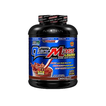 QUICKMASS® LOADED - ChocolateChocolate | GNC