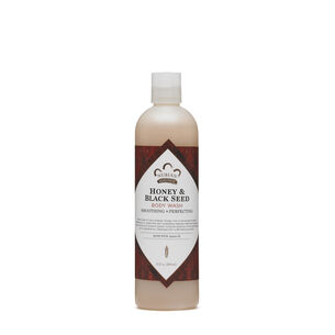 Honey & Black Seed Body Wash | GNC