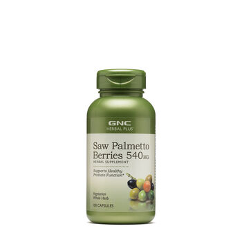Saw Palmetto Berries 540MG | GNC