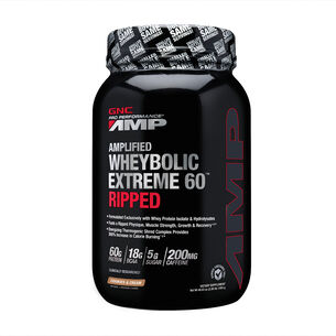 Amplified Wheybolic Extreme 60™ Ripped - Cookies and CreamCookies and Cream | GNC