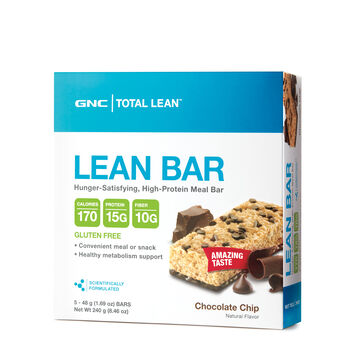 Lean Bar - Chocolate ChipChocolate Chip | GNC