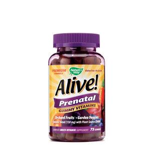 Alive!® Prenatal Gummy Vitamins | GNC