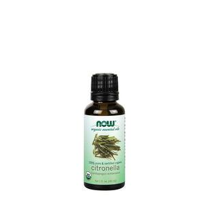 100% Pure & Certified Organic Citronella | GNC