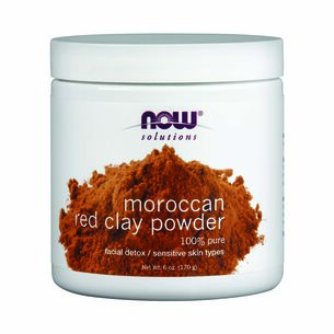 Moroccan Red Clay Powder | GNC
