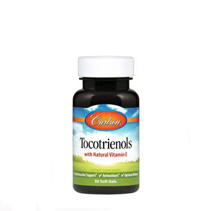 Tocotrienols with Natural Vitamin E | GNC