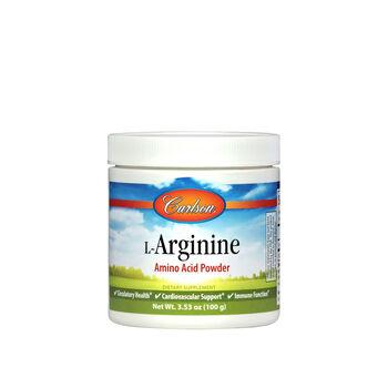 Carlson® L-Arginine Amino Acid Powder | GNC