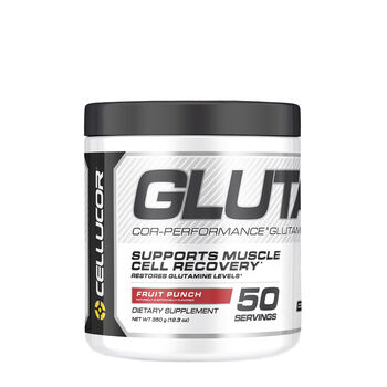 Glutamine - Fruit PunchFruit Punch | GNC