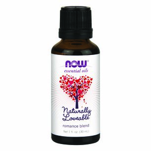 Essential Oils - Naturally Loveable Romance Blend | GNC