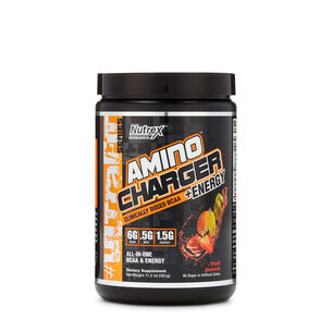 AMINO CHARGER™ +ENERGYFruit Punch | GNC