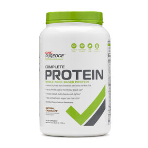 Complete Protein - Natural Chocolate | GNC