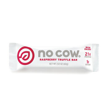 The No Cow Bar - Raspberry TruffleRaspberry Truffle | GNC