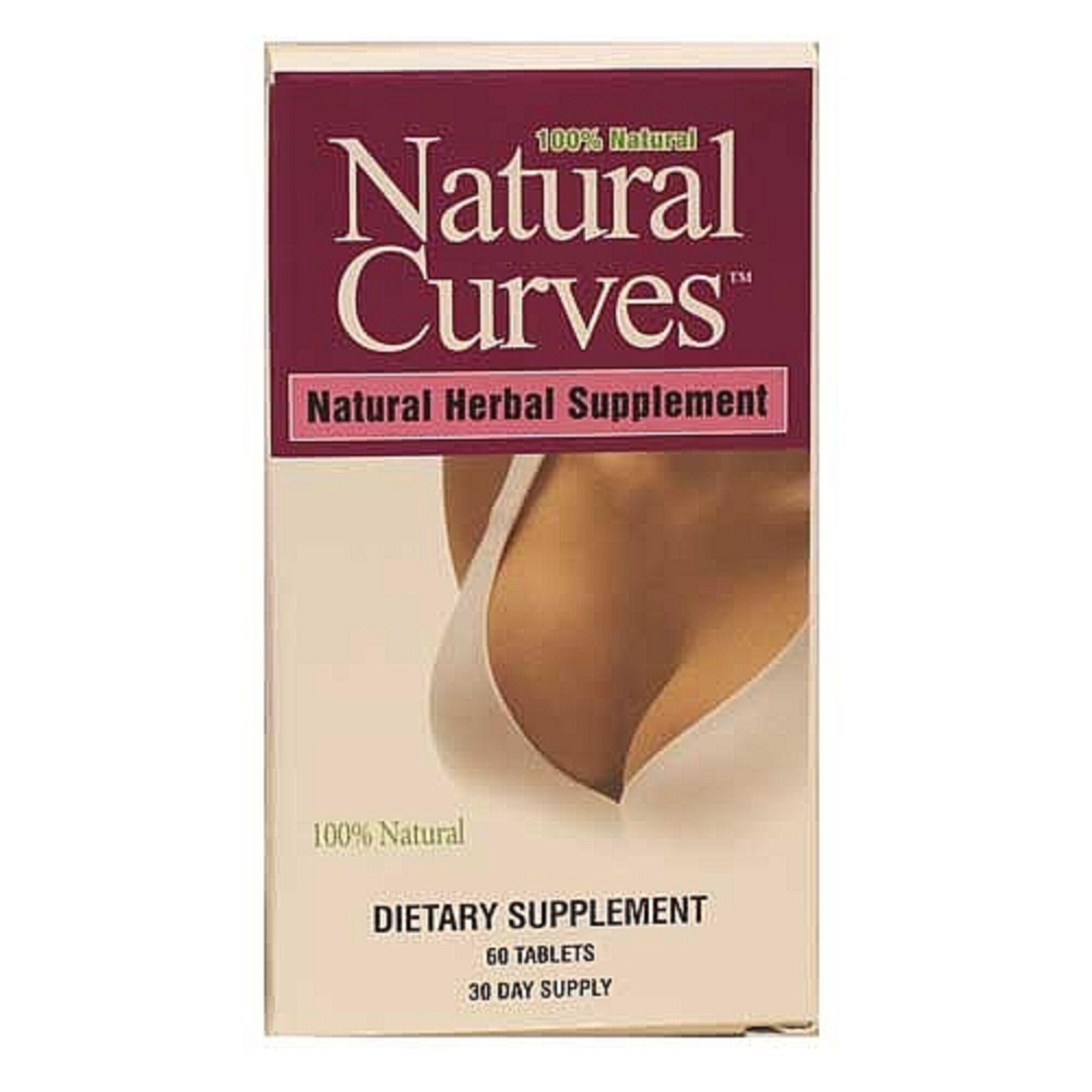 Natural curve breast enhancement