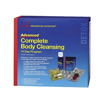 Advanced Complete Body Cleansing Program (California Only) | GNC