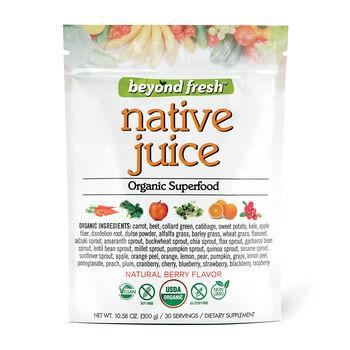 Native Juice | GNC