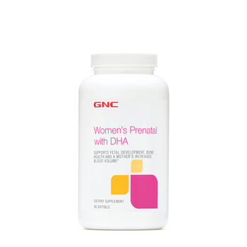 Women's Prenatal with DHA | GNC