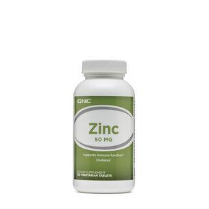 GNC Zinc 50 MG