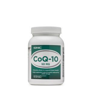 GNC CoQ-10 - 50 MG