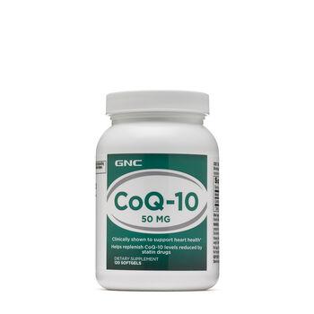 CoQ-10 - 50 MG | GNC