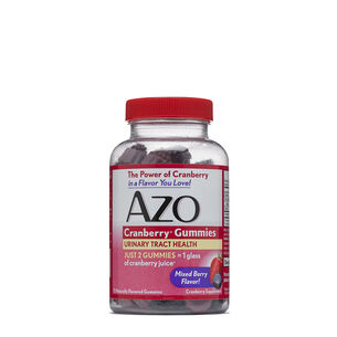GNC AZO Cranberry Gummies
