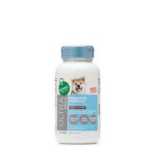 Ultra Mega Probiotic Formula - All Dogs - Beef Flavor | GNC