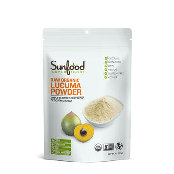 Sunfood™ Super Foods Raw Organic Lucuma Powder | GNC