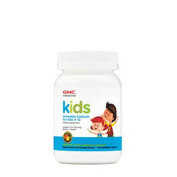 kids Chewable Calcium | GNC