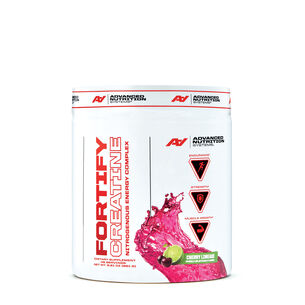 Fortify Creatine - Cherry LimeadeCherry Limeade | GNC