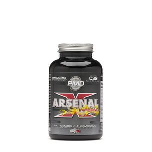 Arsenal X® INFERNO | GNC