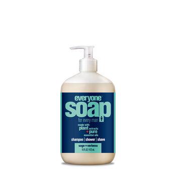 3 in 1 Soap - Sage and VerbenaSage and Verbena   GNC