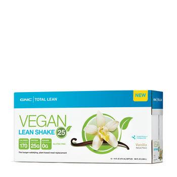Vegan Lean Shake™ 25 - VanillaVanilla | GNC
