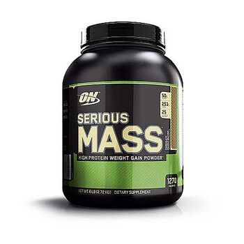 Serious Mass™ - Chocolate Peanut ButterChocolate Peanut Butter | GNC