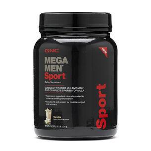 Mega Men® Sport - Vanilla | GNC