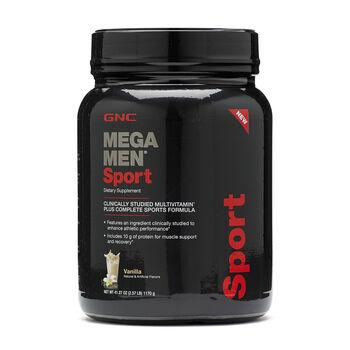 Mega Men® Sport - Vanilla   GNC