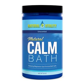 Natural Calm® Bath - UnscentedUnscented | GNC