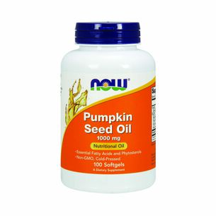 Pumpkin Seed Oil 100 mg | GNC
