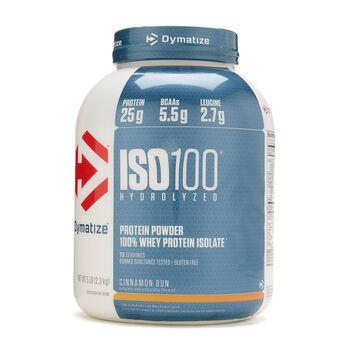 ISO100® - Cinnamon BunCinnamon Bun | GNC
