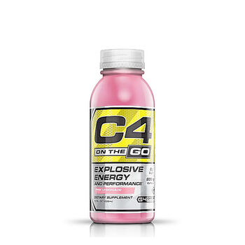 C4® On The Go - Pink LemonadePink Lemonade | GNC