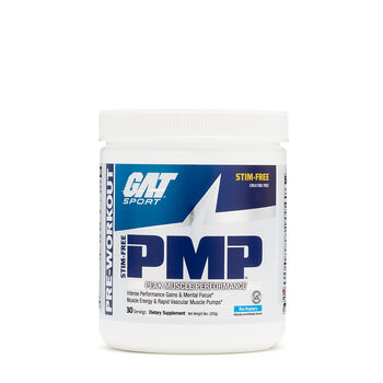 PMP™ Stim-Free - Blue Raspberry | GNC