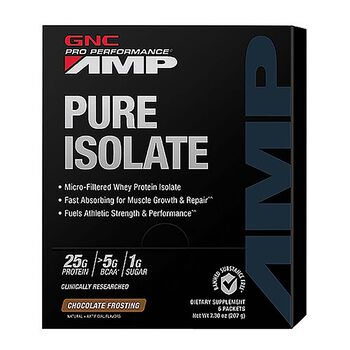 Pro performance amp pure isolate