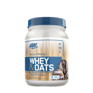 Whey & Oats - Chocolate Glazed DonutChocolate Glazed Donut | GNC