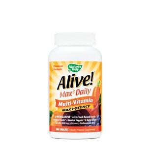 Alive! Max3 Daily | GNC