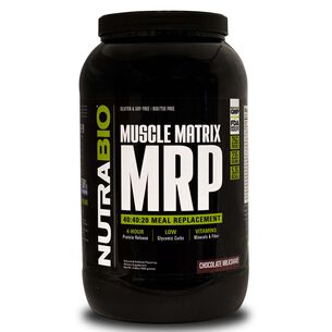 Muscle Matrix MRP - Chocolate MilkshakeChocolate Milkshake | GNC