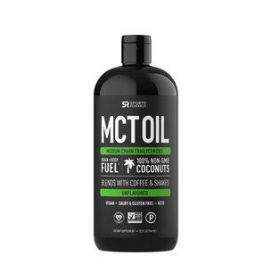 100% Pure & Premium MCT Oil | GNC