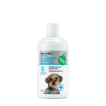Medicated Hypoallergenic Shampoo - Fragrance Free | GNC