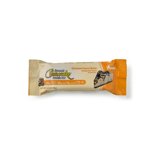 Gourmet Cheesecake® Protein Bar - Chocolate Peanut Butter CheesecakeChocolate Peanut Butter Cheesecake | GNC